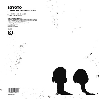 Loyoto Lonely Young Tourist EP