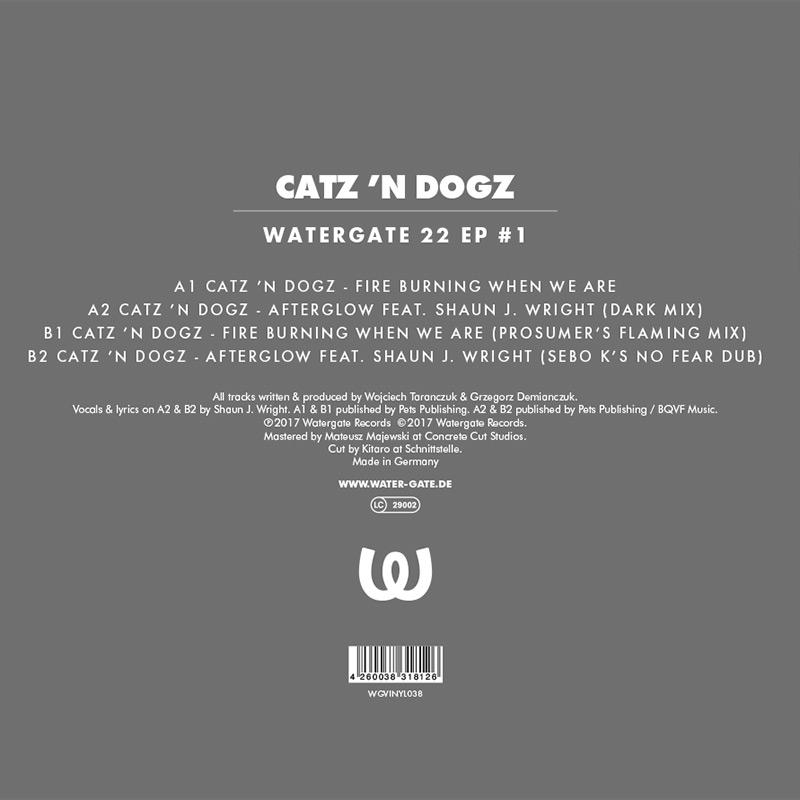 Catz 'N Dogz Watergate 22 EP #1