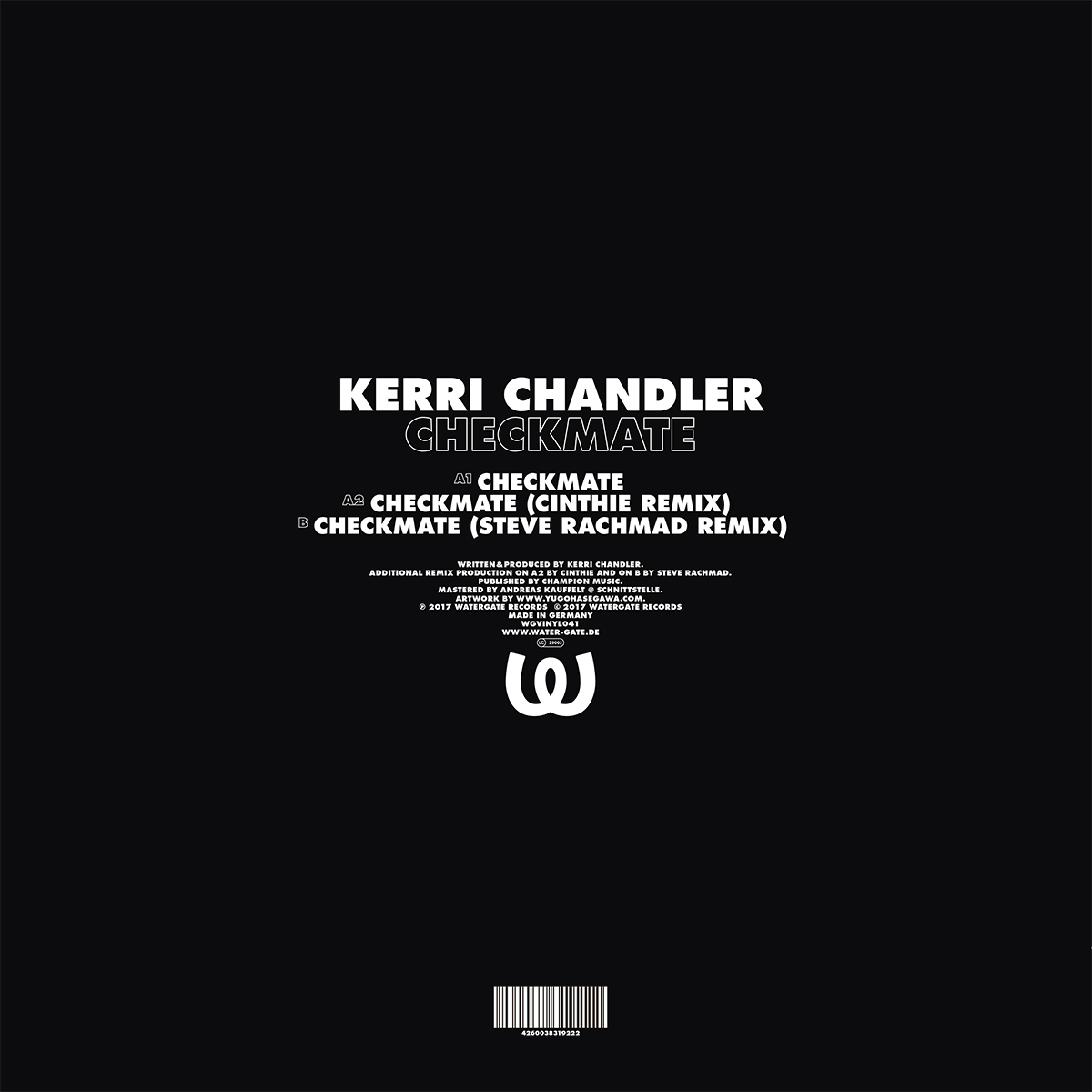 Kerri Chandler Checkmate
