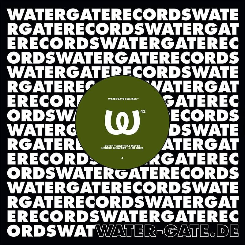 Various Artists Watergate Remixes 01
