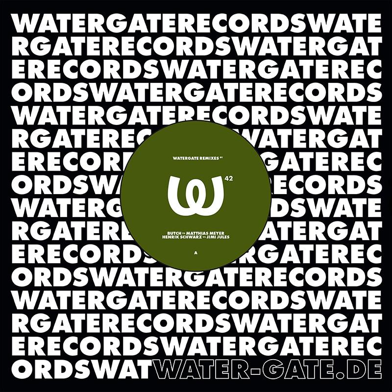 Various Artists Watergate Remixes 01