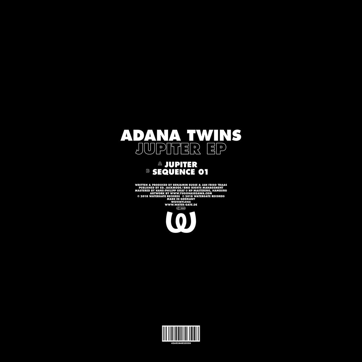 Adana Twins Jupiter EP