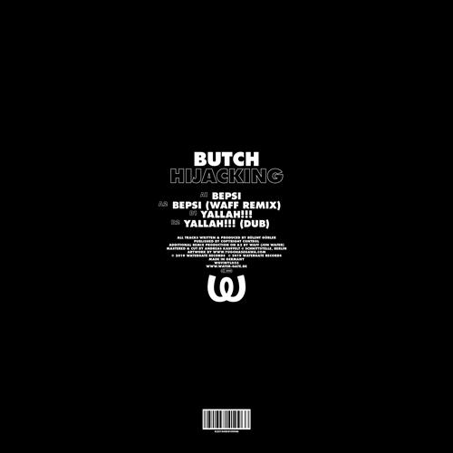 Butch Hijacking EP